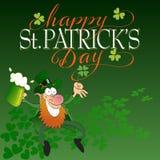 圣徒Patricks日 免版税图库摄影
