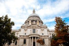 圣徒Pauls大教堂 免版税库存照片
