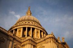 圣徒Pauls大教堂 免版税库存图片