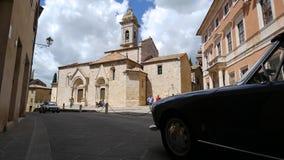 圣徒Quirico和Giulitta,圣奎里科多尔恰牧师会主持的教堂  影视素材