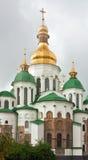 圣徒Sophia大教堂,基辅,乌克兰 库存图片