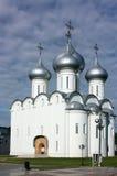 圣徒Sophia大教堂, Vologda,俄国 免版税库存照片