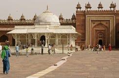 圣徒sufi坟茔 免版税图库摄影