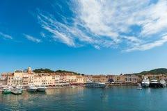 圣徒Tropez   库存照片
