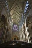 圣徒Vitus大教堂 库存图片