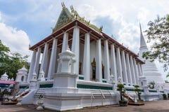 圣所寺庙和蓝天 免版税库存图片