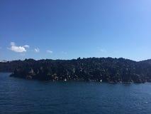 圣托里尼浪漫海岛希腊 免版税库存照片