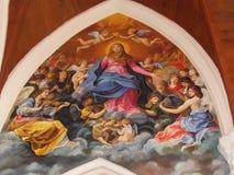 圣托马斯大教堂4 免版税库存图片