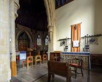 圣托马斯教会圣母堂B 免版税图库摄影