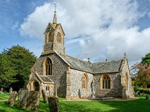 圣托马斯教会 免版税库存图片