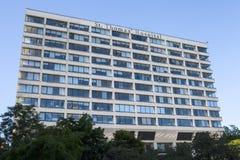 圣托马斯的医院在伦敦 免版税库存照片