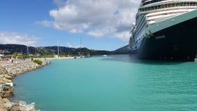圣托马斯,维尔京群岛 库存照片