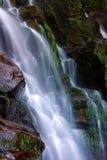 圣拉蒙瀑布, Boquete,奇里基省,巴拿马 库存图片