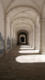 圣文森修道院,里斯本,葡萄牙修道院  库存照片