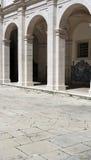 圣文森修道院,里斯本,葡萄牙修道院  免版税库存照片