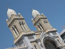 圣文森特de保罗大教堂 库存图片