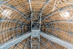 圣斯蒂芬大教堂圆顶的结构  免版税库存图片