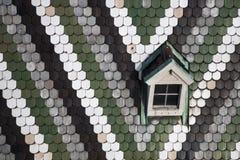圣斯蒂芬屋顶窗口 库存照片