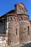 圣斯蒂芬教会在内塞伯尔,保加利亚 库存照片