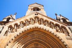 圣斯蒂芬教会,布达佩斯 免版税图库摄影