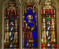 圣日耳曼Auxerrois教会,巴黎,法国 库存图片