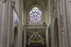 圣日耳曼Auxerrois教会,巴黎,法国 免版税库存照片