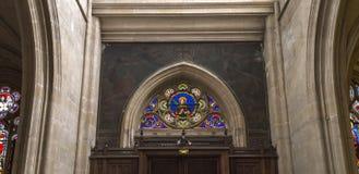 圣日耳曼Auxerrois教会,巴黎,法国 库存照片