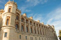 圣日耳曼en Laye城堡,巴黎地区,法国 免版税库存图片