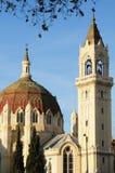 圣曼努埃尔y圣贝尼托,马德里,西班牙教会  免版税图库摄影