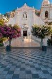 圣朱塞佩教会 库存图片