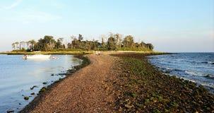 圣查尔斯海岛 库存图片