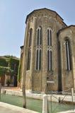 圣格雷戈里奥教会 免版税库存照片