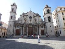 圣母无染原罪瞻礼3的圣母玛丽亚的大教堂 库存照片
