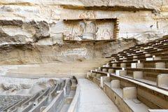 圣母玛丽亚和圣西蒙坦纳大教堂,开罗,埃及 库存图片