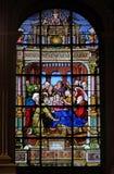 圣母玛丽亚的死亡 免版税库存图片