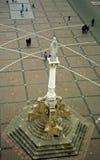 圣母玛丽亚, Banska Bystrica,斯洛伐克 库存图片