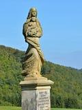 圣母玛丽亚 图库摄影