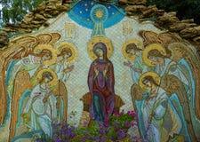 圣母玛丽亚 免版税图库摄影