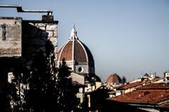 圣母百花圣殿,意大利摄影  库存图片
