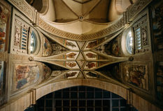 巴黎圣母院,卢森堡罗马 库存图片