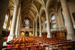 巴黎圣母院,卢森堡罗马 库存照片