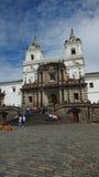 圣法兰西斯教会和修道院是16世纪天主教复合体 免版税图库摄影