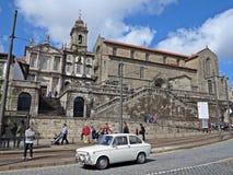 圣法兰西斯教会  免版税库存照片