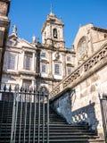 圣法兰西斯纪念碑教会  免版税库存照片