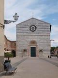 圣法兰西斯,卢卡,意大利教会  免版税库存图片