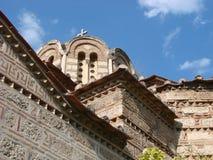 圣洁传道者的教会 免版税库存照片