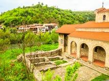 圣洁四十个受难者教会,大特尔诺沃,保加利亚 图库摄影