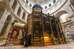 圣洁坟墓的教会 免版税图库摄影