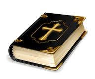 圣洁的书 向量例证