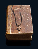 圣洁的圣经 免版税库存图片